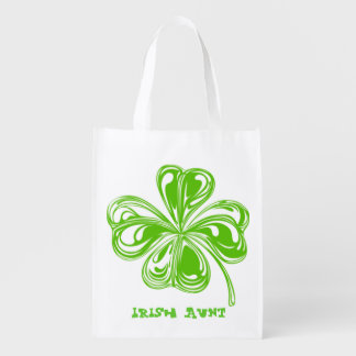 Irish Aunt Reusable Bag