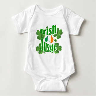 Irish Aussie Baby Bodysuit