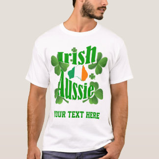 Irish Aussie T-Shirt