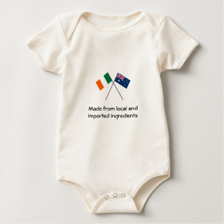 Irish Australian Baby Baby Bodysuit