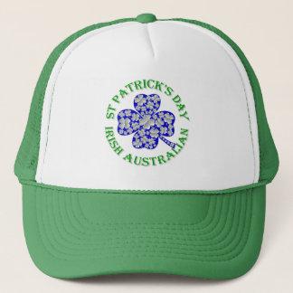 Irish Australian  St Patrick's Trucker Hat
