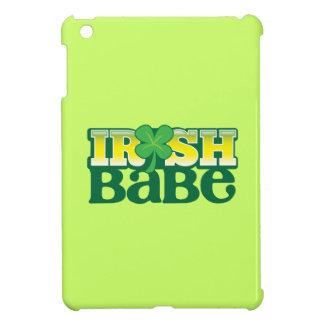 IRISH BABE! cute with a shamrock iPad Mini Cover