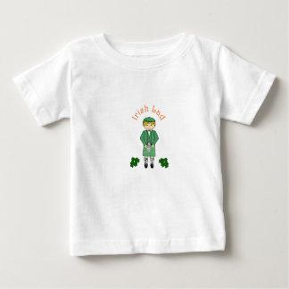 Irish Baby Boy - Irish Lad Tshirt
