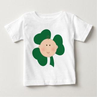Irish Baby Shamrock St Patrick's Day Tee
