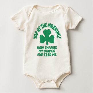 Irish Baby - Top of the morning!