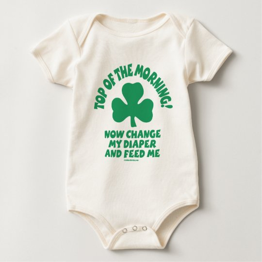 Irish Baby - Top of the morning!