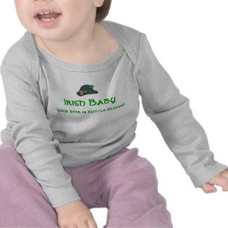Irish Baby T Shirts