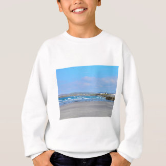 Irish beachs sweatshirt