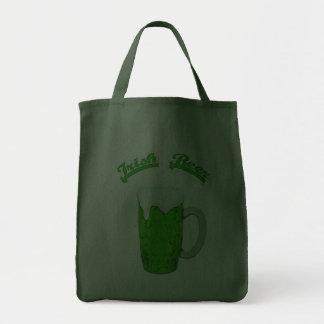 Irish Beer #1 Canvas Bags