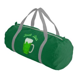Irish Beer #1 Gym Duffel Bag