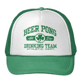 Irish Beer Pong Cap