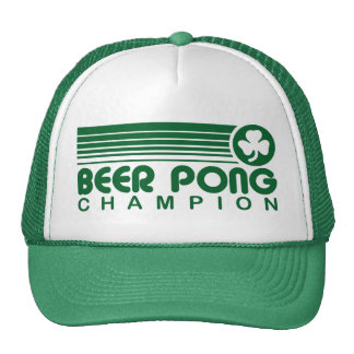 Irish Beer Pong Cap