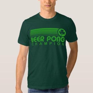 Irish Beer Pong Tshirt