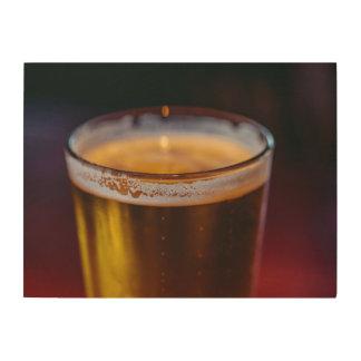 Irish Beer Wood Prints