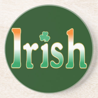 Irish Beverage Coasters