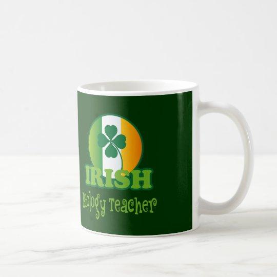Irish Biology Teacher Gift Coffee Mug