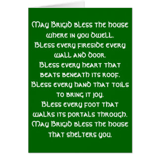 Irish Blessing 6 Greeting Cards