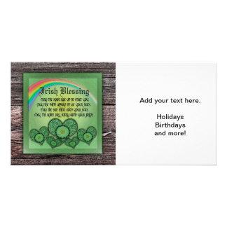 Irish Blessing Photo Cards
