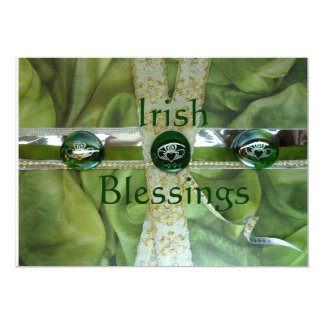 Irish Blessings Wedding Invitations