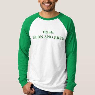 Irish Born and Bred T-Shirt