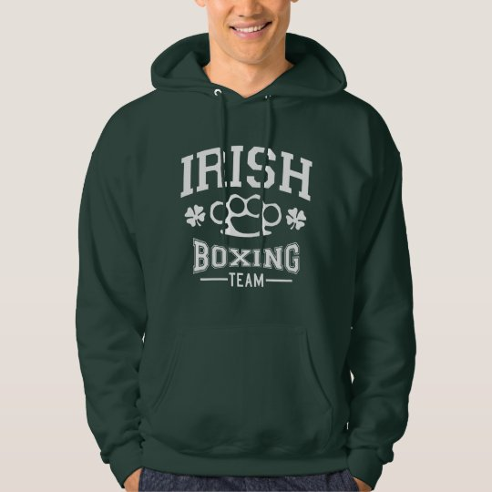IRISH Boxing Team Knuckles Hoodie