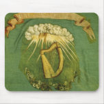 Irish Brigade Flag Mousepad
