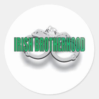 IRISH BROTHERHOOD STICKER