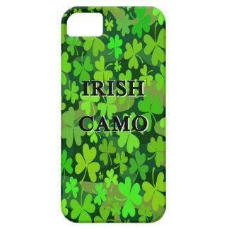 Irish Camo iPhone 5 Covers
