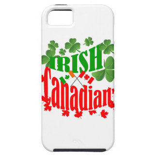 Irish Canadian Tough iPhone 5 Case