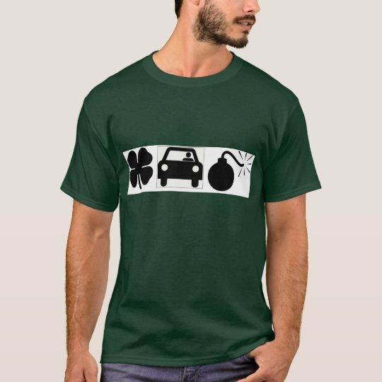 Irish Car Bomb--2009_D T-Shirt