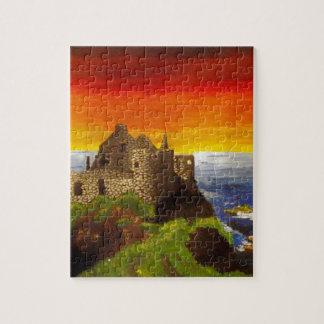 Irish Castle Puzzle