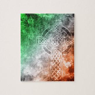 Irish Celtic Cross Puzzles