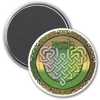 Irish Celtic knots - St Patrick's day Magnet