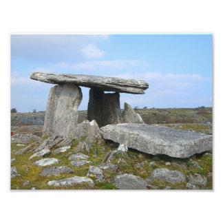 Irish Ceremonial Stone Photo