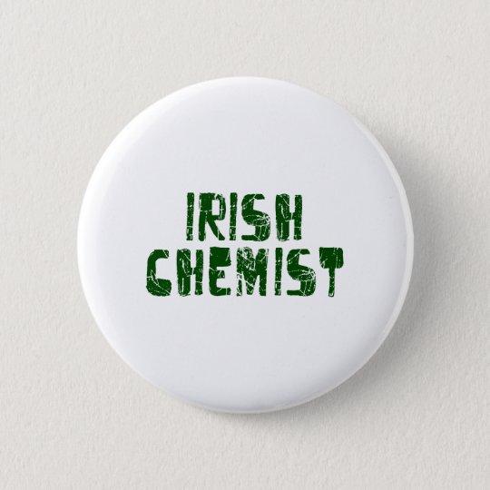 Irish Chemist 6 Cm Round Badge