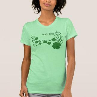 Irish Chic St. Paddy's Day Shirts