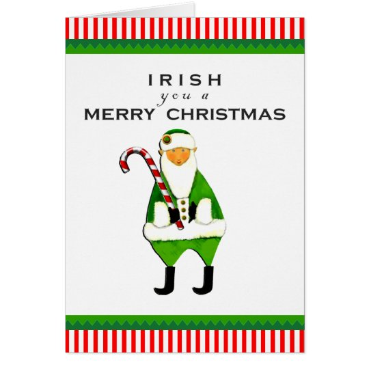 Irish Christmas Greeting Cards
