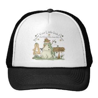 Irish Christmas Trucker Hats