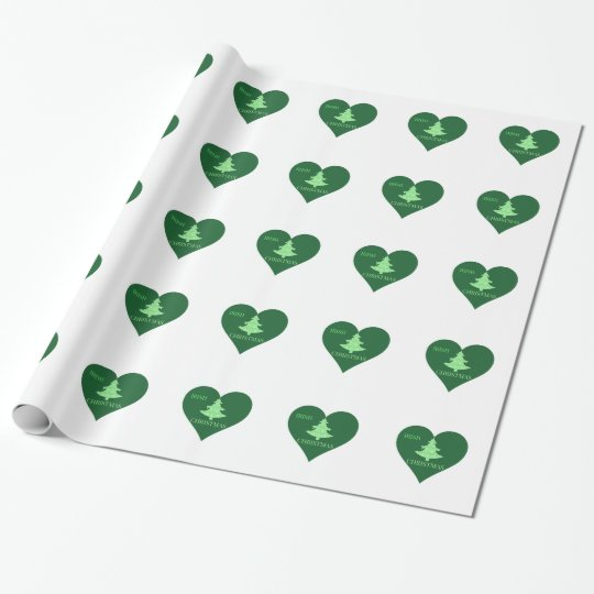 Irish Christmas Wrapping Paper