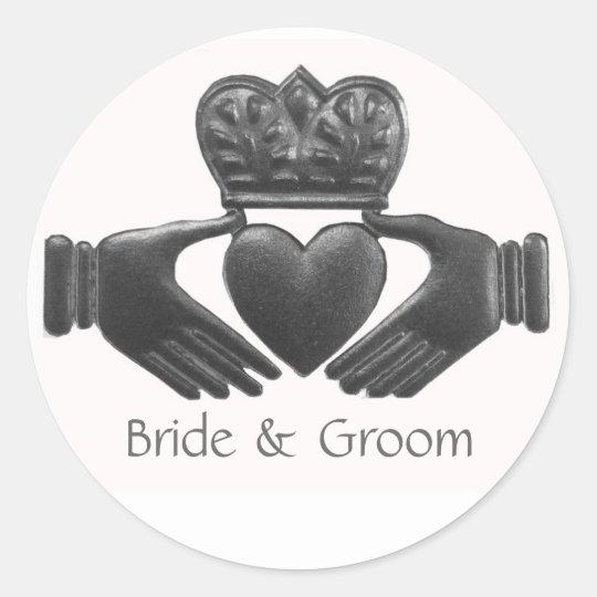 Wedding Shoe Stickers Ireland
