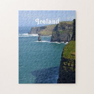 Irish Cliff's of Moher Puzzles
