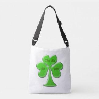 Irish Clover #1 Crossbody Bag