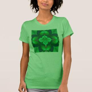 Irish Clover Cactus T-Shirt