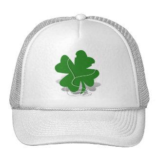 iRish Clover Hats