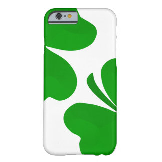 Irish Clovers shamrocks Barely There iPhone 6 Case