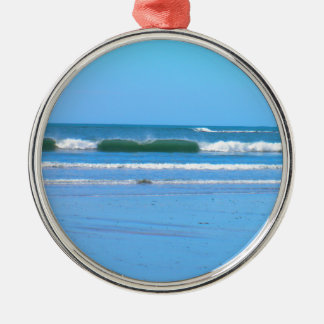 Irish Coast Christmas Ornament