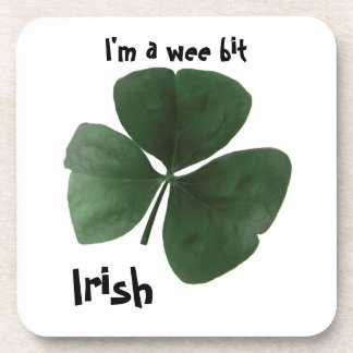 Irish coasters