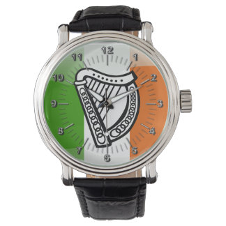 Irish Coat of Arms Watches