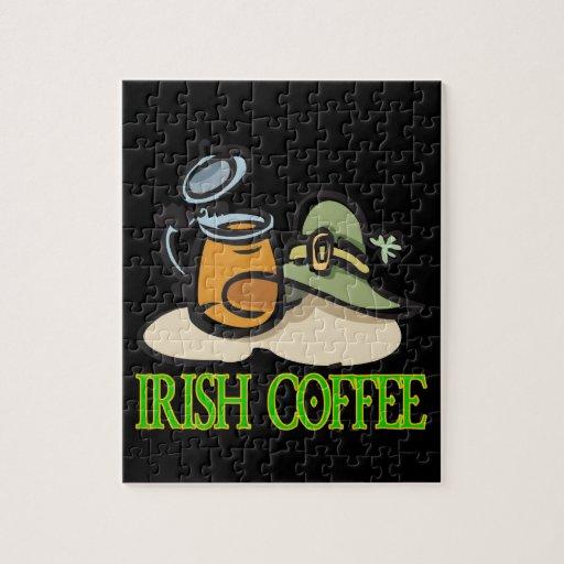 Irish Coffee Puzzles
