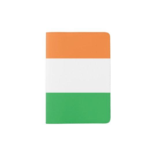 """Irish Colours"" Passport Holder"
